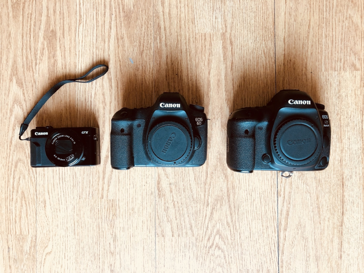 Take a look at my go to cameras: Canon G7x for my